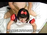 A Blancanieves le dan por el culo – Rachel Ravaged