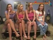 Estas jovencitas quieren ser estrellas del porno