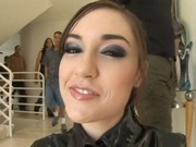Sasha Grey gets banged
